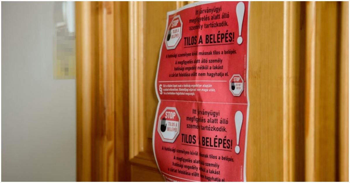 Egyetlen családi rendezvény miatt 36-an kapták el a koronavírust, 127-en pedig házi karanténban vannak