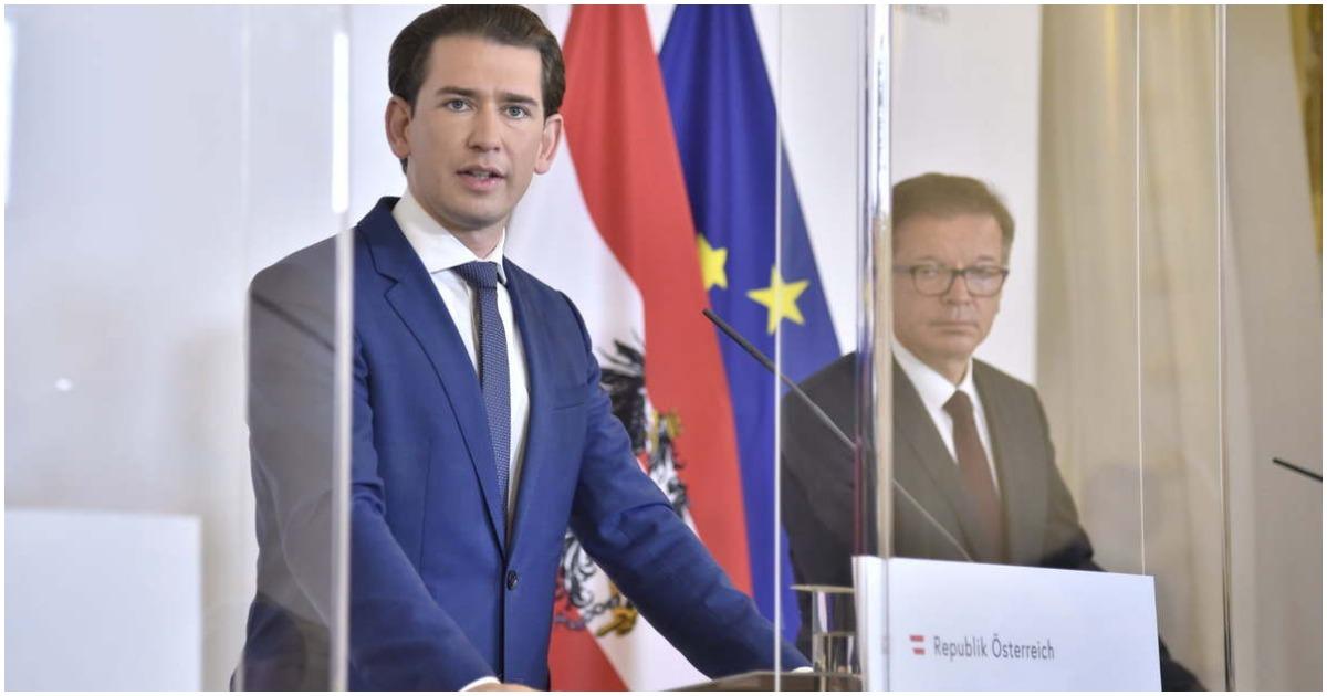 Keddtől teljesen bezár Ausztria - Egész napos kijárási tilalom lép életbe