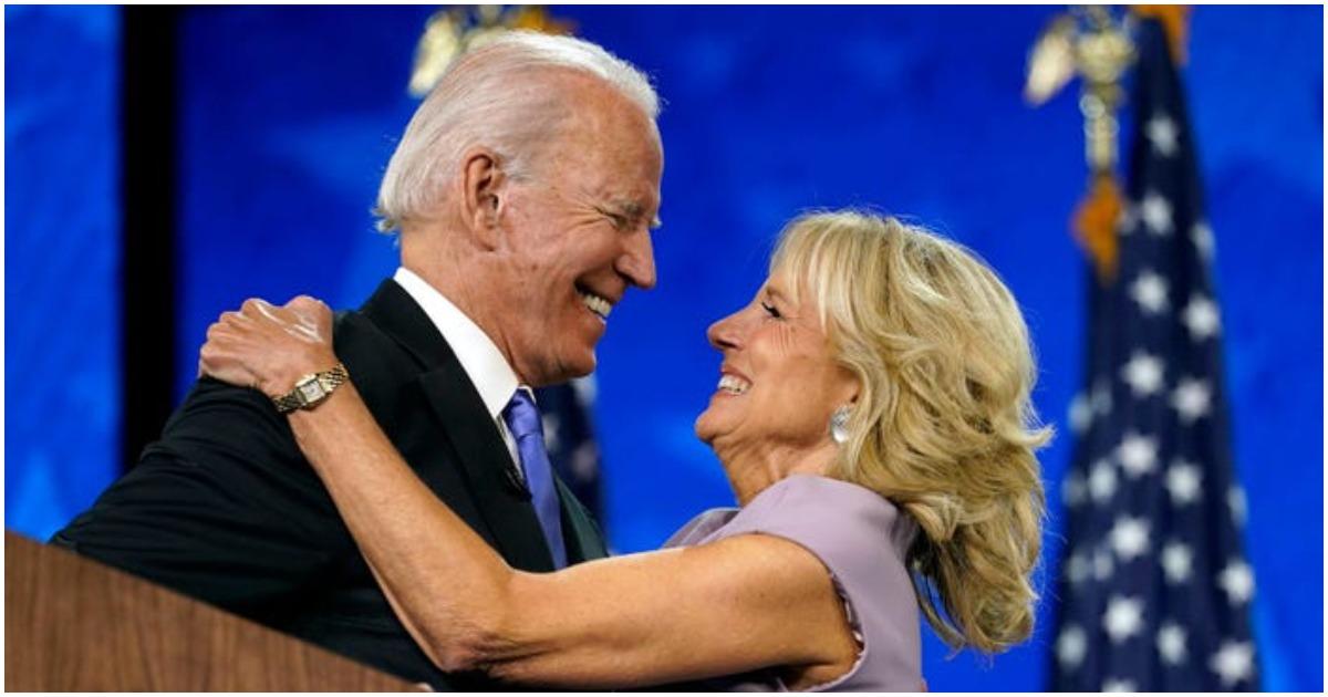 Amerika új elnöke, Joe Biden és felesége a Balatonra utazott nászútra