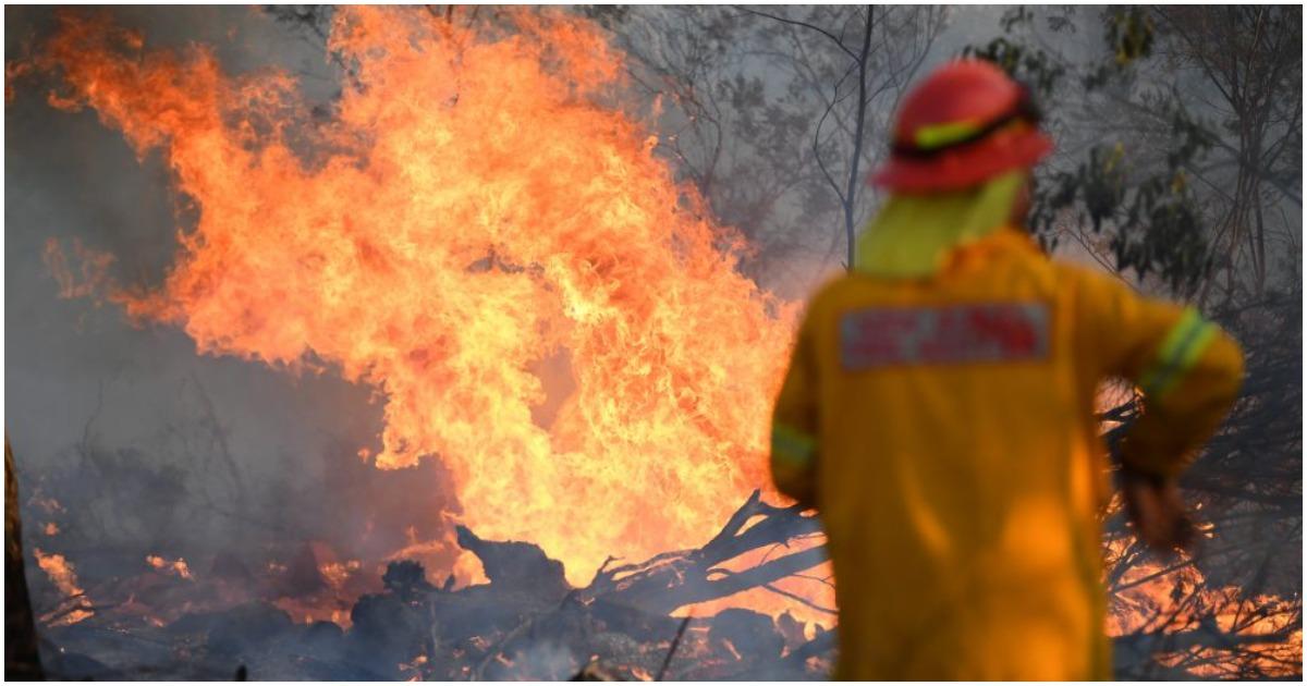 Bozóttüzek és áramkimaradás Dél-Ausztráliában - Több ezer villámcsapás okozta a bajt